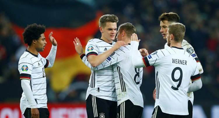 ألمانيا أولى المتأهلين لمونديال قطر