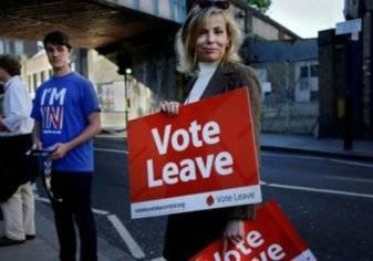 """بريطانيا خارج الإتحاد الأوروبي...والاقتصاد في """"أزمة"""""""