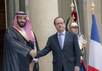 تعرف على أسباب زيارة محمد بن سلمان لفرنسا!
