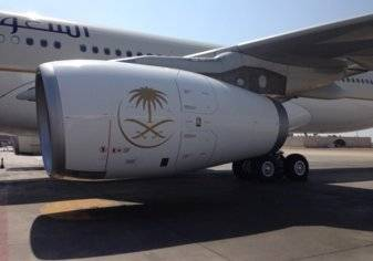 الخطوط السعودية أول مشغل في العالم لطائرة A330