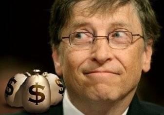 ثروة بيل غيتس تحطم الأرقام القياسية بـ90 مليار دولار