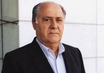الأسباني أورتيغا أغنى رجل في العالم
