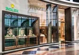 بالصور...رولكس تكشف عن متجرها المبتكر في مول الإمارات
