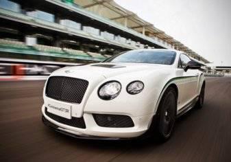 Bentley GT3-R : روعة التصميم