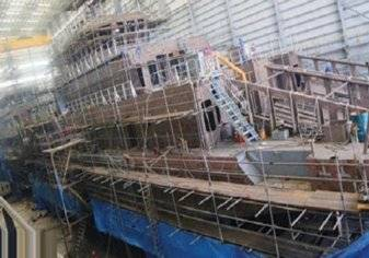 إيطاليا تبني سفن مدنية وحربية في السعودية