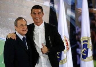 رئيس ريال مدريد: هذا موعد بيع كريستيانو رونالدو