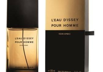 عطر L'Eau d'Issey pour Homme Noir Ambré: للرجل العربي المتألق