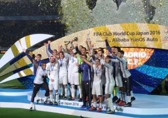 بالصور.. هاتريك رونالدو يتوج ريال مدريد بكأس العالم للأندية