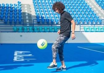 عموري يتحدى نادال في التنس على ملاعب أبوظبي