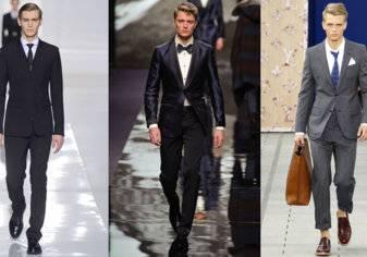 4 طرق مختلفة لإرتداء البذلة الرسمية هذا الموسم