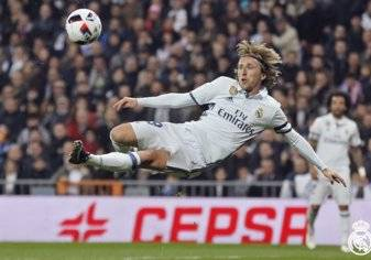 بالصور.. في غياب BBC.. ريال مدريد يكتسح إشبيلية في كأس ملك إسبانيا