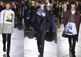 Raf Simons ربيع وصيف 2017: أزياء تحاكي الجيل المعاصر