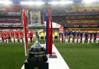 تعرف على قرعة ربع نهائي كأس ملك إسبانيا
