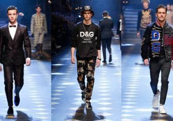 مجموعة Dolce and Gabbana لخريف شتاء 2017-2018:  نكهات إستثنائية