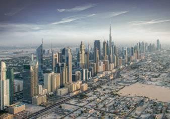 تجزؤ واسع النطاق لسوق العقارات في دبي