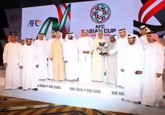 الإمارات تكشف عن شعار أمم آسيا 2019