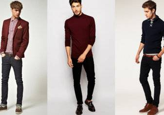 5 نصائح في الأزياء مخصصة للرجل النحيل