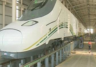 تأجيل التشغيل التجريبي لقطار الحرمين