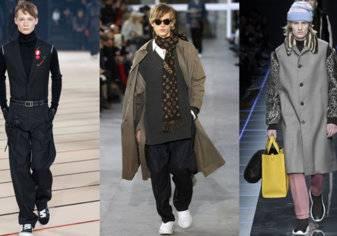 5 صيحات مستوحاة من اسبوع الموضة الباريسي لشتاء 2018