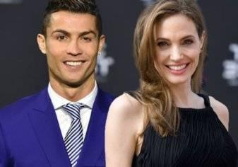 بالصور.. رونالدو وأنجلينا جولي أبطال مسلسل تركي قريباً