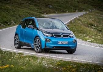 ارتفاع مبيعات مجموعة BMW بداية هذا العام