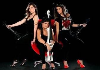 بالصور.. 3 فتيات يثيرن جدلاً في حفل ميسي بمصر.. من هن؟