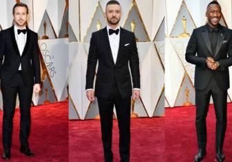 استوحي طلّتك الرسمية من أجمل الأزياء الرجالية في حفل الأوسكار 2017