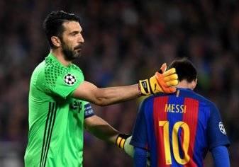 بالصور.. يوفنتوس يطيح ببرشلونة ويتأهل لنصف نهائي الأبطال