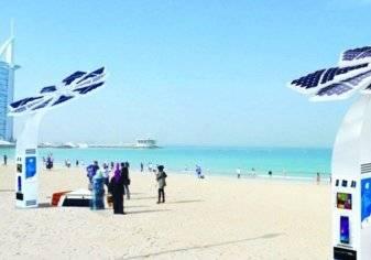 """""""كايت بيتش"""" بدبي ضمن قائمة أفضل 7 شواطئ في الشرق الأوسط"""