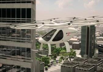قريباً... سيارات أجرة طائرة تعمل بالكهرباء