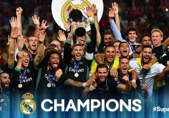 """بالفيديو.. ريال مدريد """"سوبر أوروبا"""" بفوز مثير على مانشستر يونايتد"""
