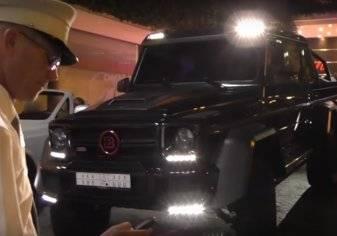 بالفيديو: منع سيارة مرسيدس سعودية من دخول موناكو. . والسبب غير متوقع!