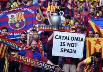 برشلونة قد يشارك بدوري هذه الدولة حال انفصال كتالونيا