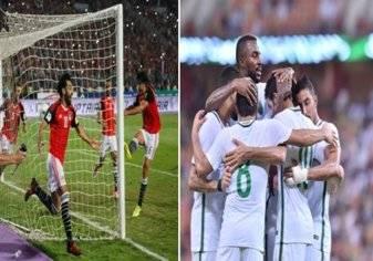 هل تواجه السعودية مصر في كأس العالم؟.. إليكم الإجابة
