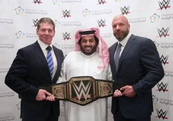 رسمياً.. السعودية تحتكر منافسات WWE لـ 10 سنوات