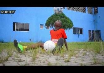 """شاهد مهارات كروية مميزة لـ""""ميسي نيجيريا"""""""