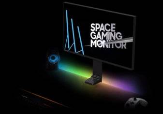 سامسونج تزيح الستار عن الشاشة SR75Q الجديدة لعشاق ألعاب الفيديو (صور)