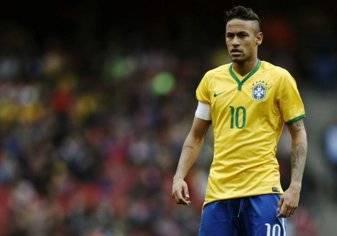 نيمار ينقذ البرازيل أمام كولومبيا