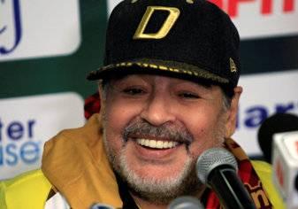 """تعرض مارادونا للإختطاف من قبل """"فضائيين""""!"""