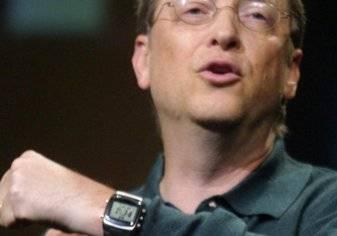 اشترِ ساعة بيل غيتس مقابل 10 دولارات فقط!