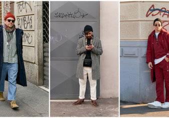 أغرب أزياء الرجال في شتاء 2020 (صور)