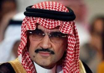 الوليد بن طلال يخسر 22.7 بليون دولار
