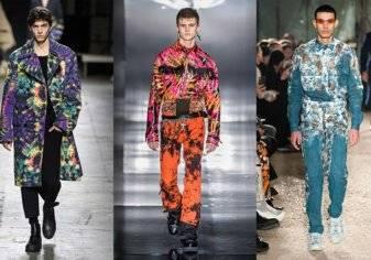 الأزياء الرجالية تودع البدل الرسمية (صور)