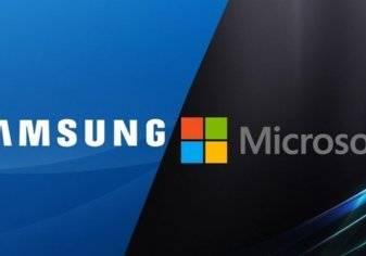 شراكة بين ميكروسوفت وسامسونج تسهل نقل الملفات