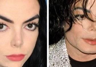 شبيهة مايكل جاكسون تثير الجدل عبر مواقع التواصل (صور)