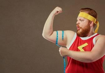 التمارين الرياضية لشد الجلد بعد خسارة الوزن
