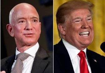 """تراجع ثروة """"ترامب"""" وبيزوس أغنى رجل في أمريكا"""