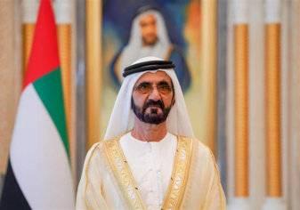 محمد بن راشد يوجه رسالة لسكان الإمارات