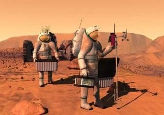 الإعلان عن مسابقة عالمية لبناء أول مدينة في المريخ.. تعرف إلى الشروط