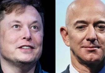 """تراجع ثروة إيلون ماسك و""""بيزوس"""" يستعيد لقب أغنى أغنياء العالم"""